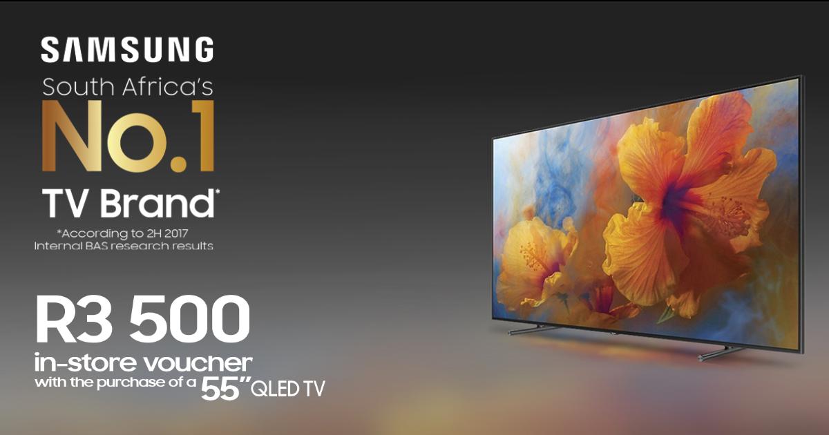 Samsung - South Africa's No.1 Brand - Image